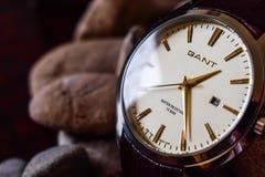 GANT  TIME  FASHION Royalty Free Stock Photography