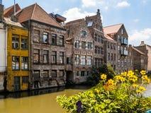 Gante, Bélgica Imagen de archivo libre de regalías