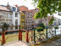 Gante, Bélgica Foto de archivo libre de regalías