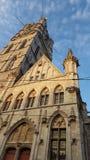Gante en Bélgica Fotografía de archivo