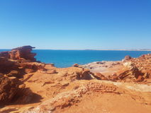 Gantheaume Point, Broome Australia Royalty Free Stock Photography