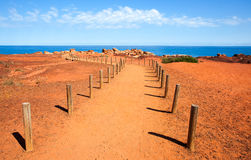 Gantheaume Point Broome Royalty Free Stock Images