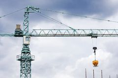 Gantry Crane Stock Photo