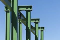 Gantry crane Royalty Free Stock Photos