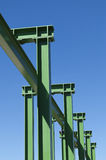 Gantry crane Royalty Free Stock Photo