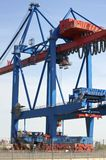 Gantry Crane Stock Photos
