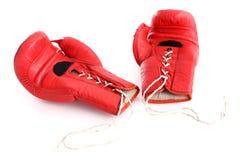 Gants de boxe image libre de droits