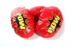 Gants de boxe Photo stock
