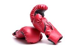 Gants de boxe. photographie stock