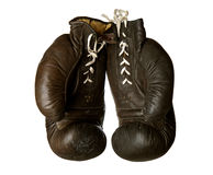 Gants de boxe photo stock