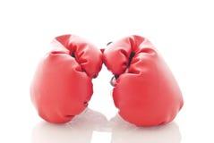 Gants de boxe Photographie stock libre de droits