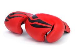 Gants de boxe photographie stock