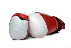 Gants de boxe Photo libre de droits