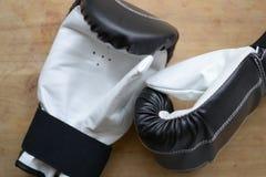 Gants de boxe Images libres de droits