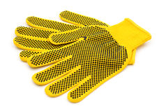 gants de construction Photographie stock