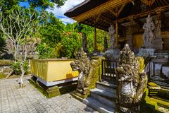 Ganung Kawi Temple in Bali Island - Indonesia stock photos