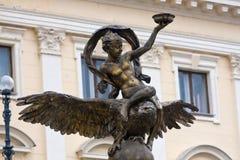 Ganymed Skulptur Lizenzfreie Stockfotografie