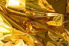 Ganz eigenhändig geschriebe wirkliche Goldbeschaffenheit in den modischen Farben mit Kratzern und Unregelmäßigkeiten Ganz eigenhä lizenzfreie stockbilder