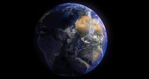 Ganze Erde Stockfoto
