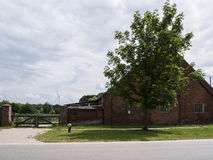 Ganzer-Bauernhof Foto de archivo libre de regalías