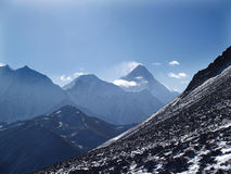 Ganzi, Sichuan Kangding Gongga Mountain Stock Photo