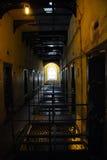 Gaol de Kilmainham - prisão velha de Dublin Imagem de Stock