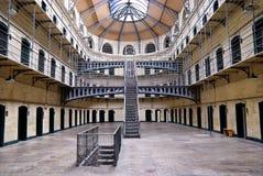 Gaol di Kilmainham, Dublino, Irlanda Fotografia Stock