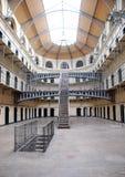Gaol di Kilmainham - vecchia prigione di Dublino Fotografia Stock
