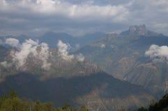 Gaoligong mountains Stock Photo
