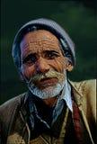 Gaoubura (il headman del villaggio) Fotografia Stock Libera da Diritti