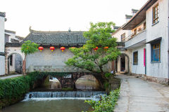 Gaoyang Bridge Royalty Free Stock Images