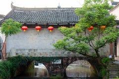 Gaoyang bridge Stock Photography