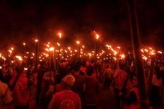 GAOZHOU, ΤΟ ΜΆΡΤΙΟ ΤΟΥ 2019 της ΚΙΝΑΣ â€ «CIRCA: Το λι Nian ένα μοναδικό παραδοσιακό φεστιβάλ κρατά στη δύση της επαρχίας Γκουαγκ στοκ φωτογραφία με δικαίωμα ελεύθερης χρήσης