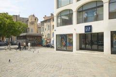 Gap armazena em Aix en Provence, França Imagem de Stock