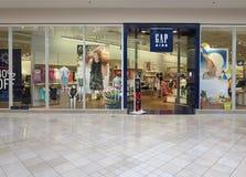 GAP clothing store Stock Photos