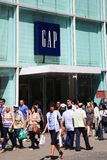 The Gap clothing store in Oxford  Street Stock Photo