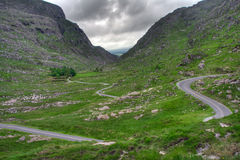 Gap of Dunloe Stock Photography