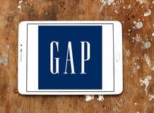 Gap-Logo Lizenzfreie Stockbilder