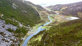 Gap of Mamore, Inishowen Peninsula in County Donegal - Republic of Ireland