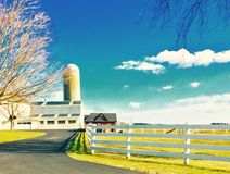 Gap Pennsylvania. Country Side Beauty 2017 Royalty Free Stock Photography