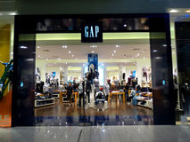 GAP Retail Store Stock Image