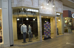 Gap store stock image