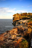 The Gaps, Watson Bay, Sydney Royalty Free Stock Photography