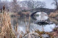 Gapstow-Brücke Central Park, New York City Stockfoto