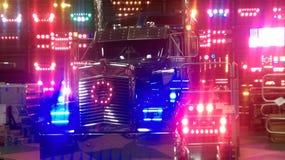 Gapy osła ciężarówka Zdjęcie Royalty Free