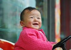 Garçon asiatique Image libre de droits