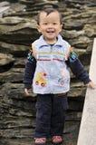 Garçon asiatique Photos stock