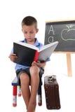 Garçon d'école primaire Image stock