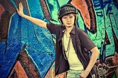 Garçon d'adolescent Photo libre de droits