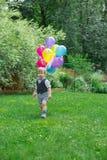 Garçon d'enfant en bas âge Image stock